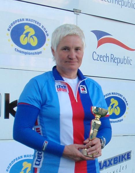 Mistrovství Evropy Masters 2008 v silniční cyklistice
